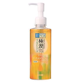 Dầu Tẩy Trang Dưỡng Ẩm Hada Labo Gokujyun Cleansing Oil (200ml)
