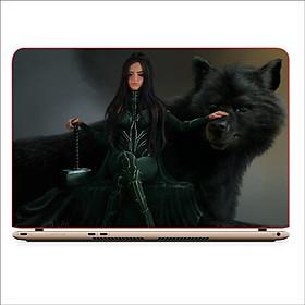 Mẫu Dán Decal Laptop Mẫu Dán Decal Laptop Cinema - DCLTPR 214