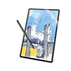 Dán màn hình dành cho Samsung Galaxy Tab S7/S7 Plus Paper-like chống vân tay
