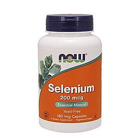 Viên Uống Now Foods Selenium 200mcg