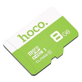 Thẻ Nhớ MicroSD TF Hoco 8GB - Hàng Chính Hãng