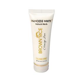 Sữa rửa mặt sữa gạo Princess White 60ml