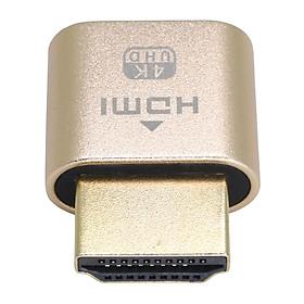 HDMI Dummy Plug 60Hz 4K Virtual Monitor Display  for BTC Miner