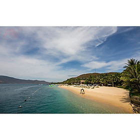NHA TRANG: Tour Hòn Tằm 1 Ngày Cao Cấp Trải Nghiệm Khu Phức Hợp Tắm Bùn Khoáng Trên Đảo Lớn Nhất Việt Nam | Giá Tour Đã Bao Gồm Xe Đưa Đón Tại Khách Sạn + Canoe Di Chuyển Ra Đảo + Ăn Trưa + Hướng Dẫn Viên