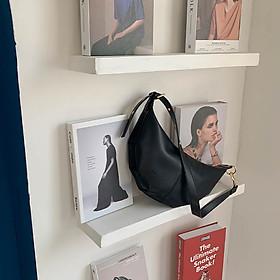 Túi đeo vai nữ Micocah Croissant 2021 thiết kế đơn giản phong cách Hàn Quốc (HSE492) (M402)