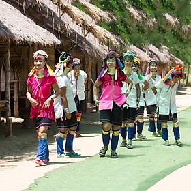 Vé Làng Moo Baan Chon Pao Pattaya, Thái Lan (Vé Vào Cổng + Xem Show + Đưa Đón)