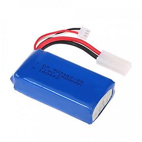 Pin Li-po FT009-15 7.4V 1500mAh Cho Thuyền RC Điều Khiển Từ Xa Feilun FT009