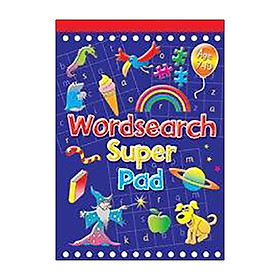 Brown Watson Wordsearch Super Pad