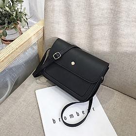 IELGY Tide Korean Joker Messenger bag fashion simple shoulder small square bag
