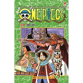 One Piece Tập 19: Phản Loạn (Tái Bản 2020)