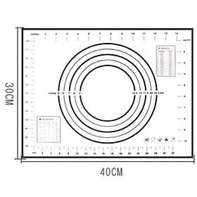 Tấm nhào bột sợi thuỷ tinh 60x40 -40x30cm