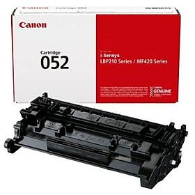Mực in Canon Cartridge 052 Black Dùng cho máy Canon LBP 212DW/ Canon 214DW, Canon 421DW, Canon 424DW, Canon 426DW - Hàng Chính Hãng