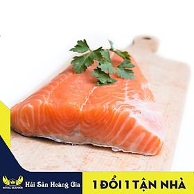 [Chỉ Giao HCM] - Phi Lê Đuôi Cá Hồi Nauy Nhập Khẩu - Size 300gram - Hải Sản Hoàng Gia - 1 Đổi 1 Tận Nhà