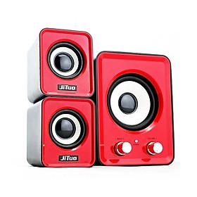 Loa Vi Tính JiTuo 2805 JT 2805 2.1  11W- Hàng nhập khẩu