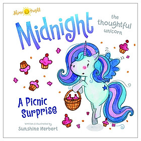 Shine Bright Midnight - The Thoughtful Unicorn: A Picnic Surprise