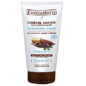 Kem dưỡng da tay Bơ Ca Cao Creme Mains Cacao Evoluderm 150ml - 10140