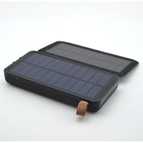 Sạc dự phòng thu năng lượng mặt trời 16.000mAH (4 cell)