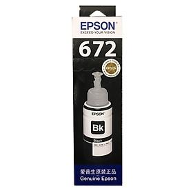 Hộp Mực Vàng Epson T672