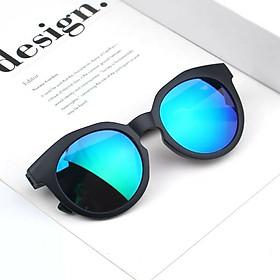 Kính râm chống tia UV thời trang cho bé trai và bé gái, chọn màu theo ý+ Tặng kèm hộp đựng kính cao cấp- Mắt kính trẻ em