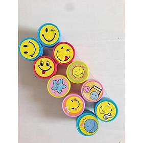 10 con dấu đồ chơi hình ngộ nghĩnh