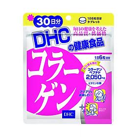 Viên Uống Collagen DHC Nhật Bản Làm Đẹp Da Mặt Body, Chống Lão Hóa, Cấp Nước Dưỡng Ẩm, Bổ Sung Collagen Giúp Da Căng Bóng Mịn Màng - Hàng Nhập Khẩu Chính Hãng