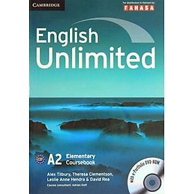 English Unlimited - Elementary - SB FAHASA Reprint Edition