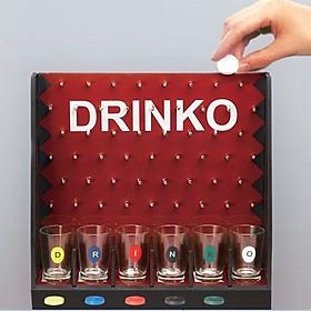 Bảng đinh uống bia may mắn (DRINKO SHOT GAME)