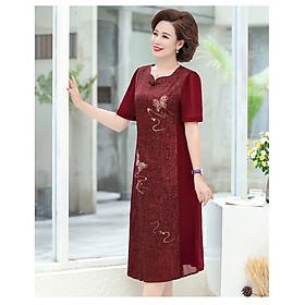 Đầm Nữ Quý Bà Trung Niên - 2032_44650397