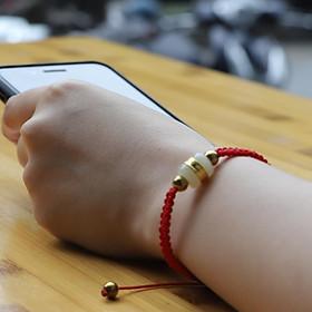 Vòng tay Lu Thống ngọc cẩm thạch by ANQLO