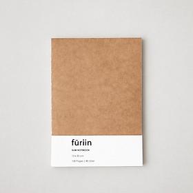 Sổ Tay Slim Notebook - Ruột Sổ Trơn