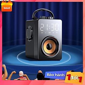 ️ Sale loa bluetooth T3,Loa bluetoooth,thiết bị âm thanh hiện đại,BASS,Siêu trầm,màn hình Led hiển thị, Sản Phẩm Mới