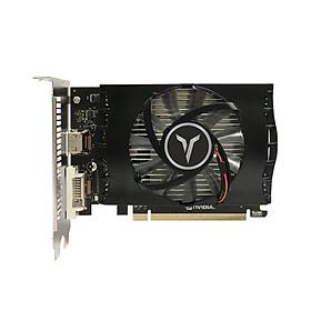 Card đồ họa chơi game Yeston GT1030-4GD4 TA bộ nhớ 4G / 64bit / DDR4, đầu ra HDMI + DVI-D