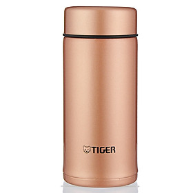 [Jingdong supermarket] Tiger brand (Tiger) insulation Cup lightweight mini-cups MMP-A20C-PH bright powder 200ml
