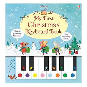 Usborne My First Christmas Keyboard Book