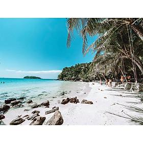 Phú Quốc Combo Tour 4 đảo và đi bộ dưới đáy biển
