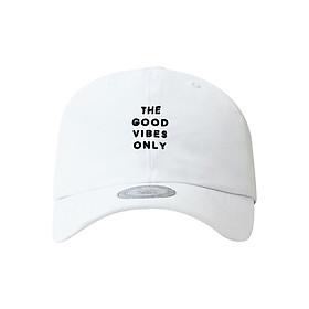 Nón Ballcap Hàn Quốc Long Tail PREMIER FL202 - Trắng