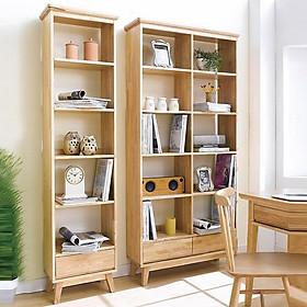Tủ Sách Nhỏ NB-Natural Gỗ Tự Nhiên Ibie OSBSNBNR (50 x 30 cm)