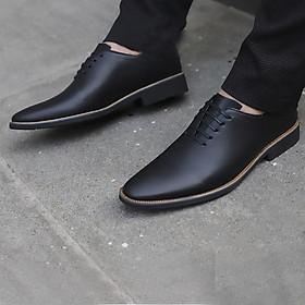 Giày Tây Nam Da Bò Mã CS03