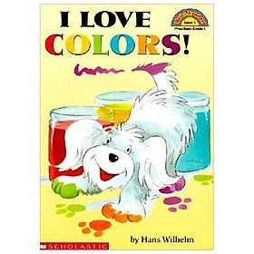 SCHOLASTIC READER LEVEL 1: NOODLES: I LOVE COLORS!