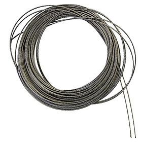 Cuộn dây cáp giàn phơi thông minh dài 9m lắp cho trần cao