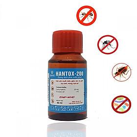 Nước diệt kiến sạch kiến sau hai giờ - Hantox 50ml