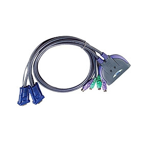 Cáp KVM Switch ATEN CS62S (2 Cổng PS/2)