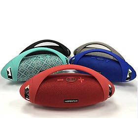 Loa Bluetooth Stereo Speaker Soundbar Bass Ngoài Trời chống Thấm Nước HOPESTAR H37 giao màu ngẫu nhiên - hàng nhập khẩu