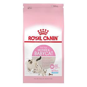 Thức Ăn Cho Mèo Royal Canin Mother & Babycat (4kg)
