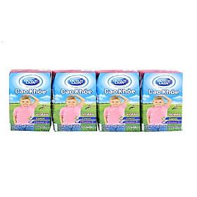 Thùng 48 Hộp Sữa Uống Dutch Lady Cô Gái Hà Lan Hương Dâu Cao Khỏe (48X110ml)