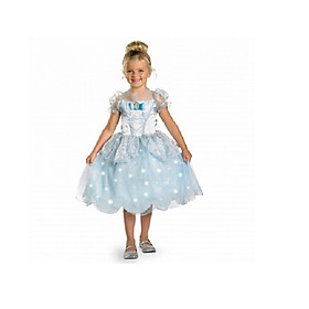 Bộ Trang Phục Ánh Sáng Công Chúa Cinderella - 38351