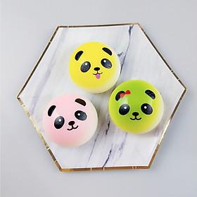 Set Squishy bánh bao, squishy chậm tăng mùi thơm dịu nhẹ, đồ chơi cho bé trai và bé gái (giao hình ngẫu nhiên, không trùng lặp)