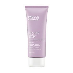 Kem Dưỡng Thể 10% AHA Paula's Choice Resist Skin Revealing Body Lotion With 10% AHA (210ml)
