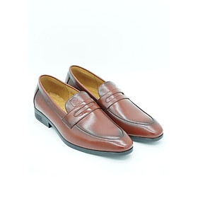 Giày da nam Pierre Cardin PCMFWLE705BRW màu nâu