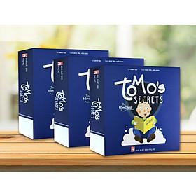 Combo 10 cuốn Bí Mật Cậu Bé Tomo - Combo Tomo's Secret - Sách Truyện Song Ngữ Anh Việt Có Tranh Minh Họa